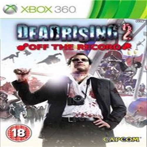 Image of   Dead Rising 2 Off the Record - PS3