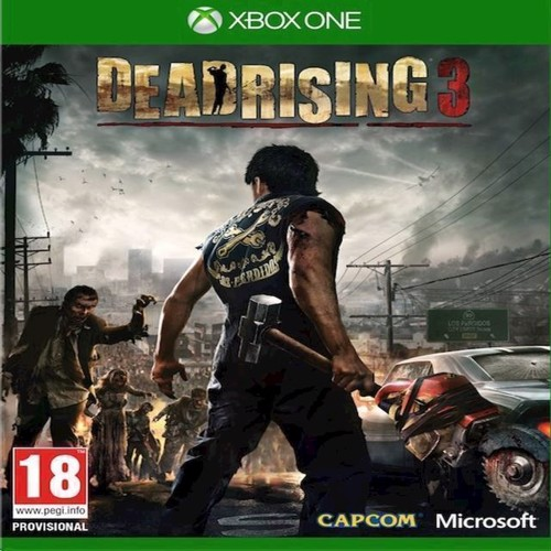 Image of   Dead rising 3 XBOX ONE - XBOX ONE