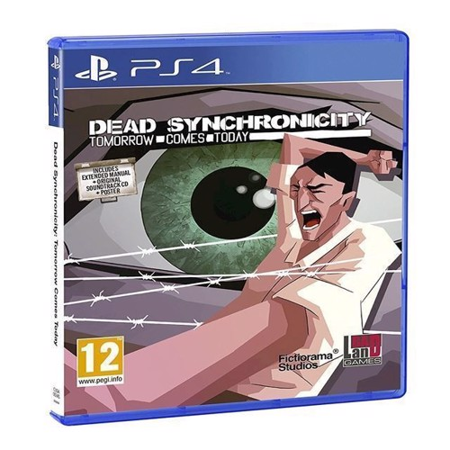 Image of Dead Synchronicity Tomorrow Comes Today - PS4 (8402862060703)