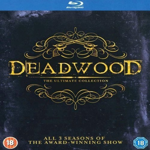 Image of Deadwood The Complete Series, Blu-Ray (5051368262130)