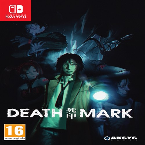 Image of Death Mark, Nintendo Switch