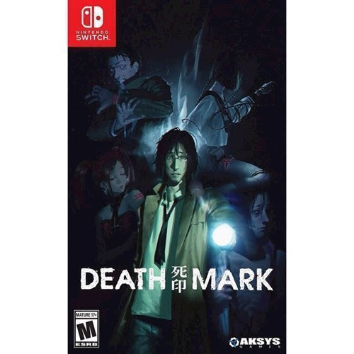 Image of Death Mark Import (0853736006637)