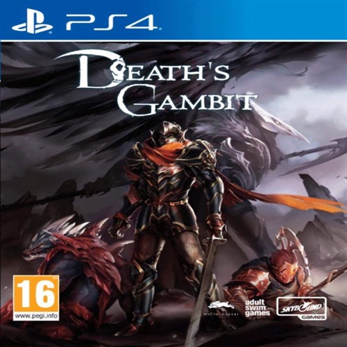 Image of Deaths Gambit, PS4 (0811949030306)