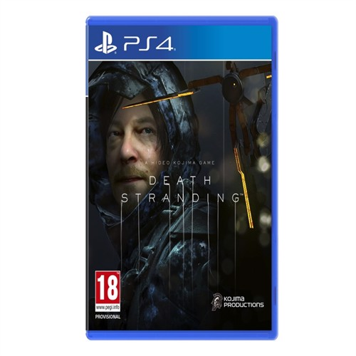 Image of Deathstranding, Nordic, PS4 (0711719951704)