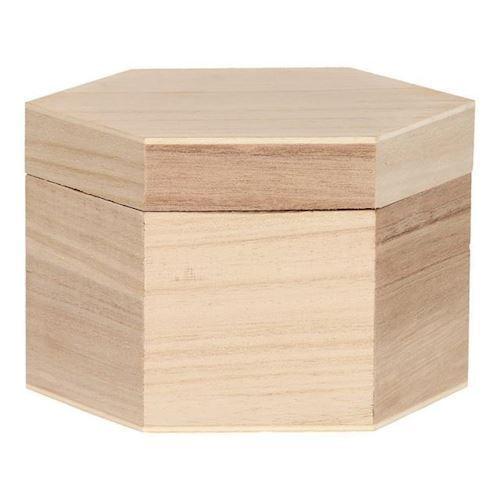 Image of Dekorer selv kiste