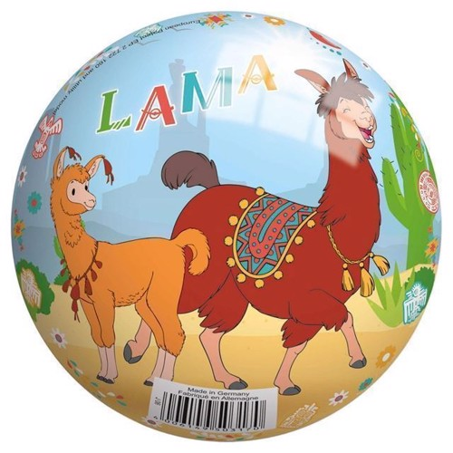 Image of Bold med pint, 13 cm, Lama