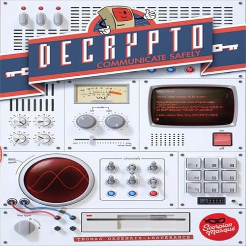 Decrypto - Brætspil (Dansk/Norwegian) (LSM07DKNO)