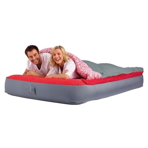 Billede af Deluxe Dobbelt Gæsteseng Ready Bed Med Sovepose 200X150Cm