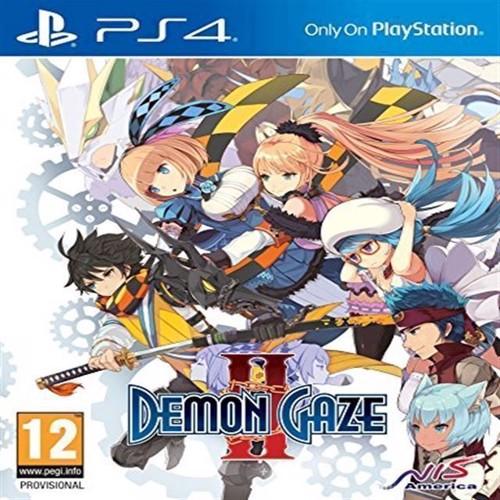 Image of Demon Gaze II - PS4 (0813633019758)