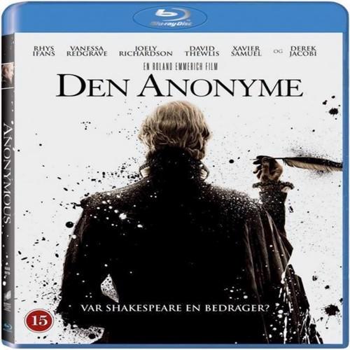 Billede af Den Anonyme Blu-ray
