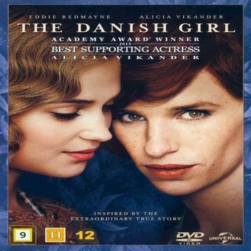 Image of Den Danske PigeDanish Girl, The DVD (5053083071196)
