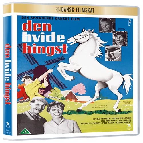 Image of Den Hvide Hingst - DVD (5708758725163)