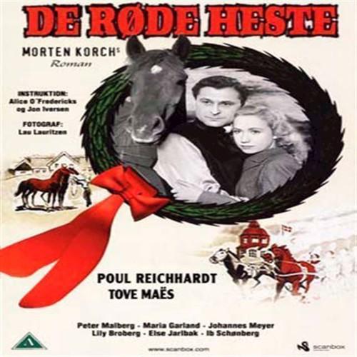 Image of De Røde Heste DVD (5708758702485)