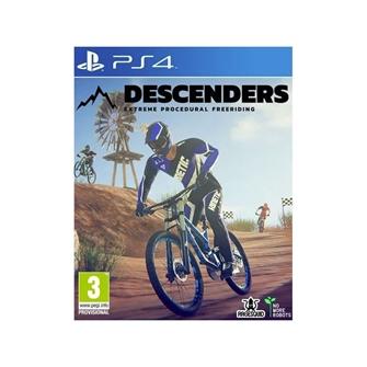 Image of Descenders - Nintendo Switch (5056208808080)