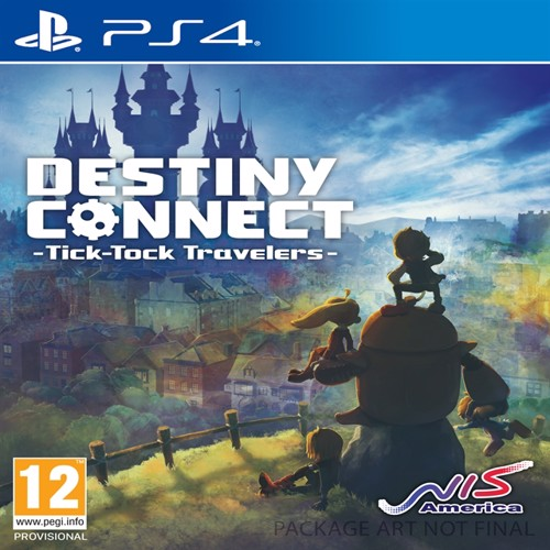 Image of Destiny Connect Tick Tock Travelers Nintendo Switch