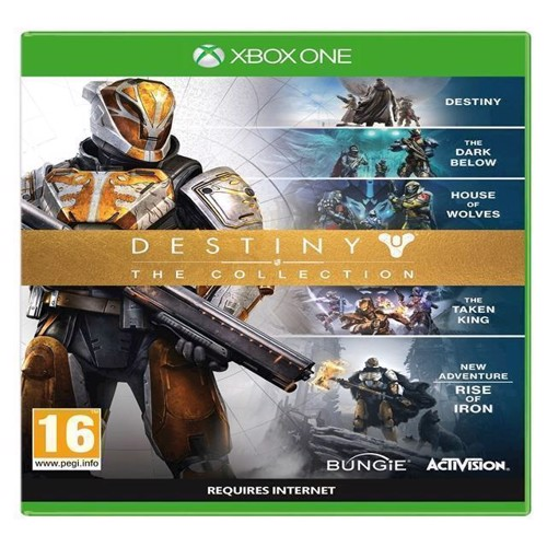 Image of Destiny The Collection - PS4 (5030917203817)