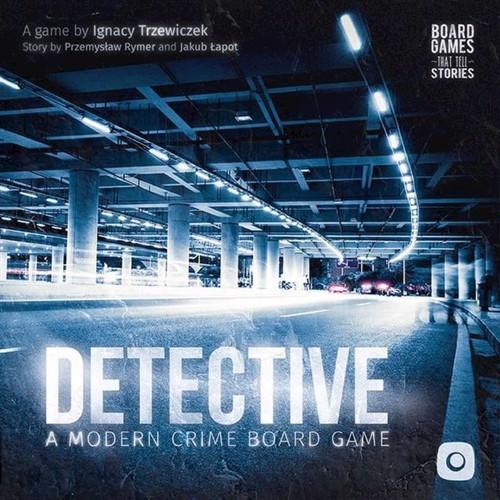Image of Spil, Detective - A Modern Crime Game (5902560381375)