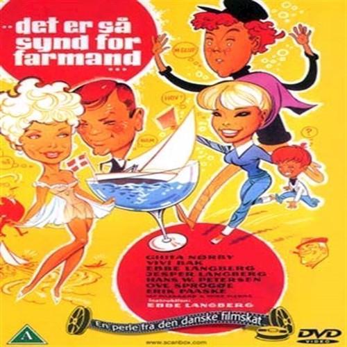 Billede af Det Er Så Synd For Farmand DVD