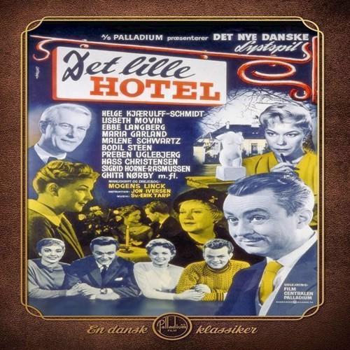 Image of Det lille Hotel DVD (5709165015328)
