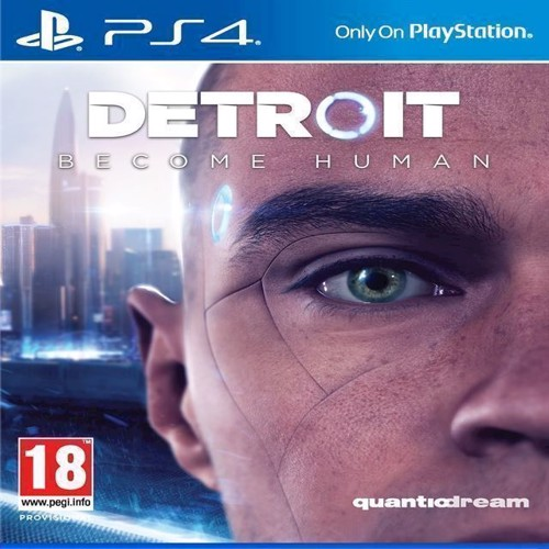 Image of Detroit Become Human - PS4 (0711719397779)