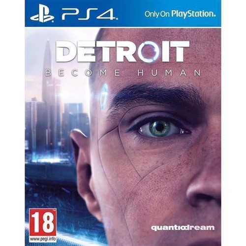 Image of Detroit Become Human Nordic - Ps4 (0711719396673)