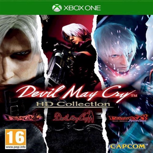 Image of Devil May Cry HD Collection - PS4 (5055060948187)