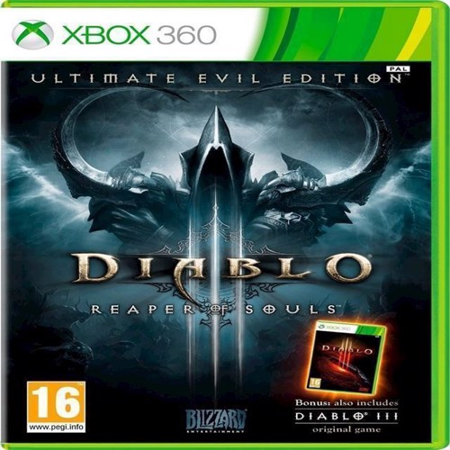 Image of   Diablo III 3 Reaper of Souls Ultimate Evil Edition - XBOX ONE