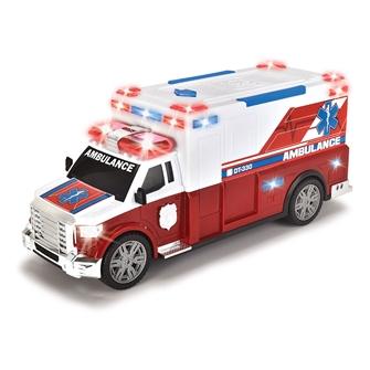 Image of Dickie ambulance med lys og lyd