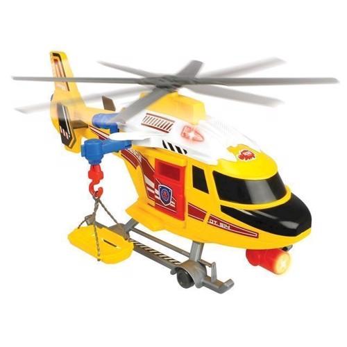 Image of Dickie helikopter med lys og lyd