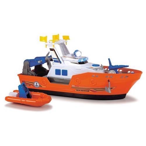 Image of Dickie redningsbåd med lys og lyd