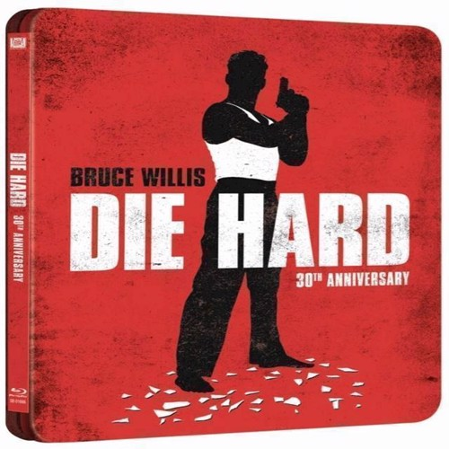 Image of Die Hard 30Th Anniversary Edition Limited Steelbook Blu-Ray (7340112743871)