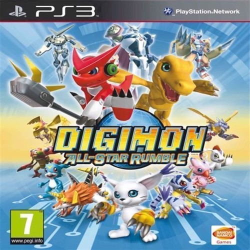 Image of   Digimon AllStar Rumble Import - PS3