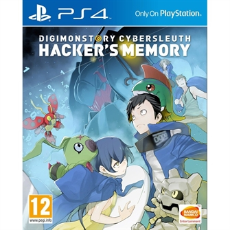 Image of Digimon Story Cyber Sleuth Hackers Memory - PS4 (3391891994644)