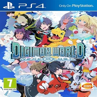 Image of Digimon World Next Order - PS4 (3391891991476)