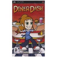 Diner Dash - PS Portable