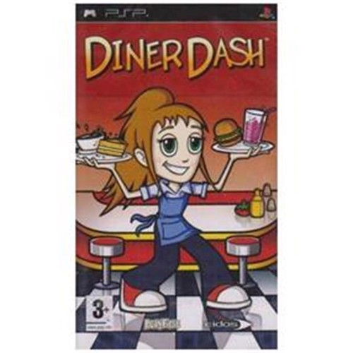 Image of Diner Dash - PS Portable