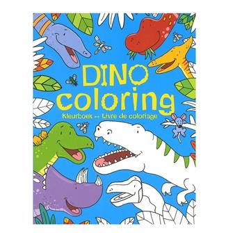 Image of Malebog med Dinosaur