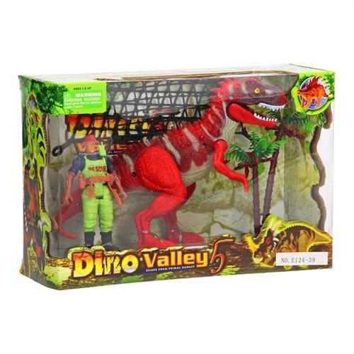 Image of Dino Valley, dinosaur legesæt