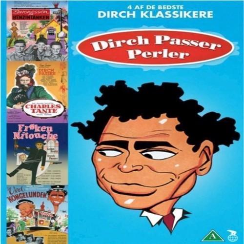 Image of   Dirch Passer Perler DVD