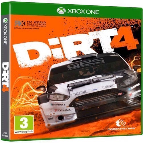 Image of   DiRt 4 - XBOX ONE