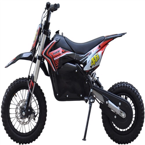 Image of Dirtbike El Brushless 1200W 48V Liion Batteri Crosser