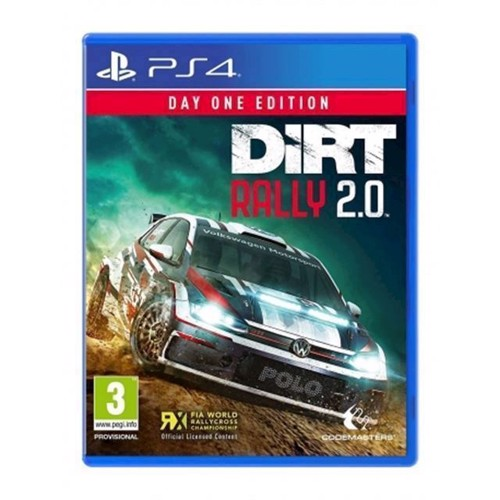 Image of DiRT Rally 20 Day One Edition - PS4 (4020628754549)