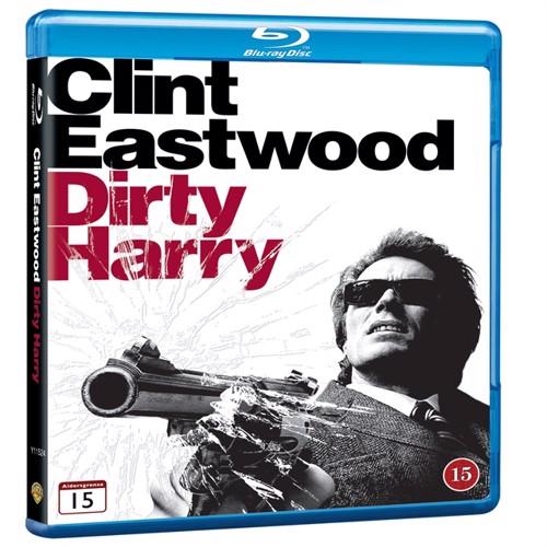 Billede af Dirty Harry Blu-Ray
