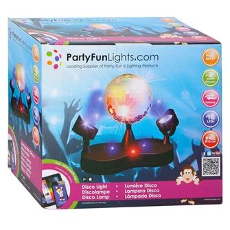 Image of Disco Light LED (8717278865218)