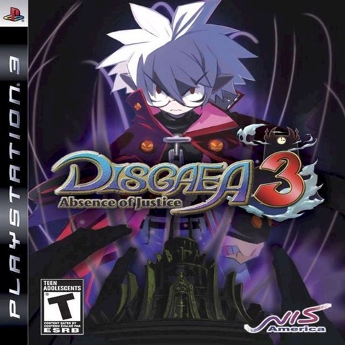 Image of   Disgaea 3 Absence of Justice US - PS3
