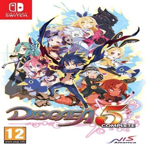 Image of   Disgaea 5 Complete