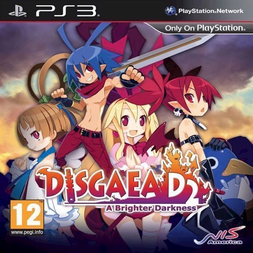 Image of Disgaea D2 A Brighter Darkness - Ps3