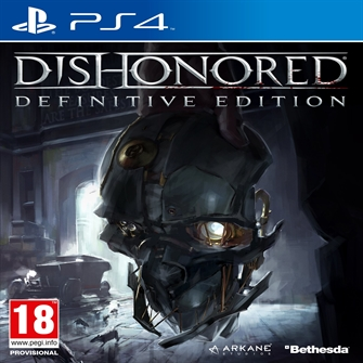 Image of   Dishonored Definitive Edition - XBOX ONE