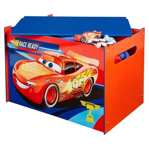 Image of Disney Biler 3 Lynet Mc Queen Legetøjs Box