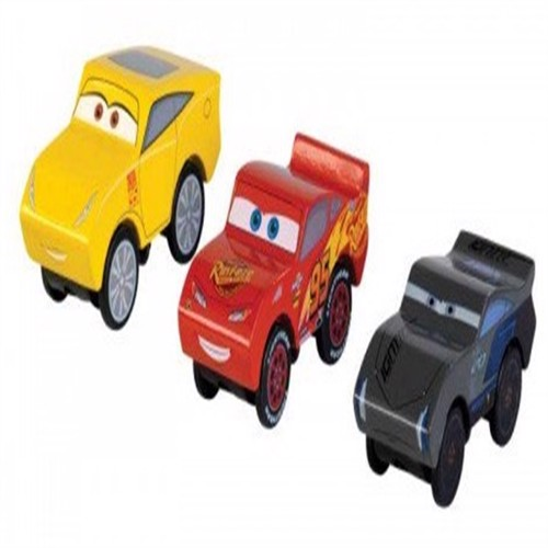 Image of Disneybiler I Træ, Piston Cup, 3 Pack